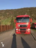 ciężarówka z przyczepą MAN TGX 26.540