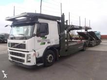 Volvo car carrier trailer truck