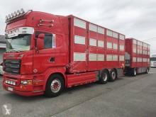 camion remorque Scania R 560