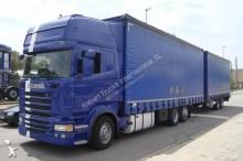 used sliding tarp system trailer truck