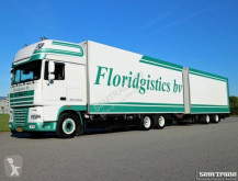 DAF refrigerated trailer truck