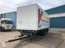 camion remorque Contar A16LCS JUMBO WITH CLOSED BOX (SAF AXLES)