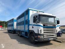 Scania Véhicules Spéciaux P 113