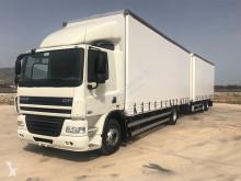 DAF CF 85.410 / SAMRO 2 EJES trailer truck