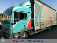 kamion s návěsem posuvné závěsy použitý
