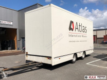 n/a Geconditioneerd verhuis / demanage / moving trailer