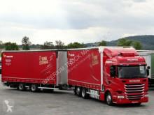camión remolque Scania R 410 / JUMBO 120M3 /VEHICULAR /EURO 6/ RETARDER