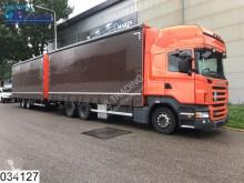 camion remorque LAG Middenas 10 Wheels, Opticruise, 3 pedals, Retarder, Airco, Topline, Jumbo, Combi