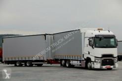 ciężarówka z przyczepą Renault T 480 / JUMBO 120M3 / VEHICULAR / EURO 6 / ACC /