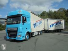 kamion s návěsem DAF XF106-460 SSC- Jumbozug-Getränke-Durchlade- €6