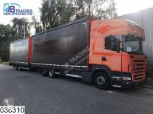 kamion s návěsem posuvné závěsy LAG
