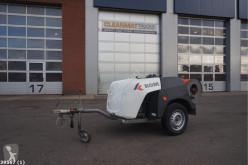 materiaal voor de bouw onbekend Smarttrailer Slechts 316 werkuren
