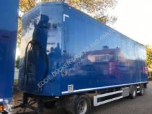 camión remolque Knapen K200 WALKING FLOOR