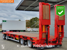 Invepe heavy equipment transport trailer truck