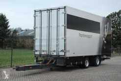 Floor box trailer truck