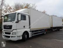 camion remorque MAN 3x TGX 18.440 mit Anhänger 100m³