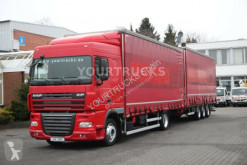 View images DAF XF105.460 SpaceCab/E5/ZUG/nur 436.809km!!! trailer truck