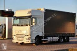 camião reboque DAF XF 460 / EURO 6 / SUPER SPACE CAB/ 7,7 M / 60 M3