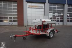 remorque nc Brandweer waterpomp unit