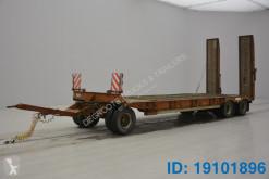 remorque nc Low bed trailer