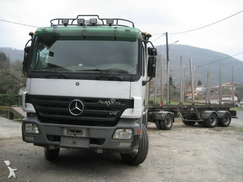 camion remorque mercedes grumier actros 1850 4x4 gazoil. Black Bedroom Furniture Sets. Home Design Ideas
