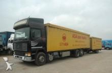camión remolque Volvo F10