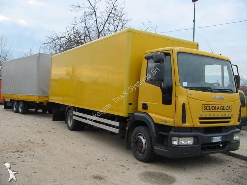 autre camion remorque iveco eurocargo 120e28 4x2 gazoil euro 3 occasion n 961715. Black Bedroom Furniture Sets. Home Design Ideas