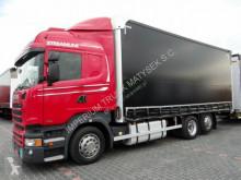 Zobaczyć zdjęcia Ciężarówka z przyczepą Scania R 410 / JUMBO 120M3 / RETARDER / EURO 6 /