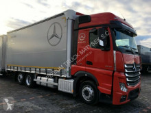 View images Mercedes ACTROS 2545 / JUMBO 120 M3 / VEHICULAR/ EURO 6 / trailer truck