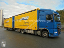View images DAF XF105-460 Space Cab- Jumbozug-Getränke-INTARDER trailer truck