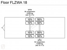 View images Floor FLZWA 18 trailer