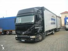 ciężarówka z przyczepą Renault firanka Premium 380.19 4x2 Olej napędowy Euro 3 używana - n°2608900 - Zdjęcie 2