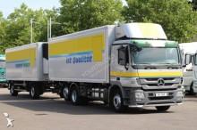 camião reboque Mercedes frigorífico Carrier mono temperatura Actros 2532 L 6x2 Gasóleo Euro 5 plataforma rectaguarda usado - n°2763894 - Foto 2