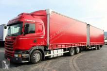 View images Scania R 410 / JUMBO 120M3 / RETARDER / EURO 6 /  trailer truck