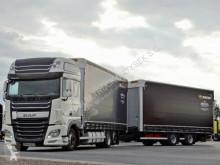Vedere le foto Autotreno DAF XF 460/JUMBO 120M3/EURO 6 / ACC / 7,7M + 7,7M