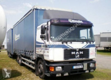 View images MAN 24.422 trailer truck