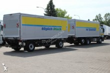 camião reboque Mercedes frigorífico Carrier mono temperatura Actros 2532 L 6x2 Gasóleo Euro 5 plataforma rectaguarda usado - n°2763894 - Foto 3