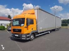 gebrauchter MAN TGL Lastzug Schiebeplanen 8.250 4x2 Diesel Euro 5 - n°2782760 - Bild 3