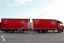 Vedere le foto Autotreno Mercedes ACTROS 2545 / JUMBO 120 M3 / VEHICULAR/ EURO 6 /