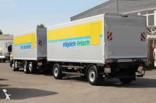 camião reboque Mercedes frigorífico Carrier mono temperatura Actros 2532 L 6x2 Gasóleo Euro 5 plataforma rectaguarda usado - n°2763894 - Foto 4