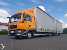 gebrauchter MAN TGL Lastzug Schiebeplanen 8.250 4x2 Diesel Euro 5 - n°2782760 - Bild 4
