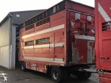 camion remorque Volvo bétaillère bovins FH16 500 Gazoil Euro 5 occasion - n°3056596 - Photo 4