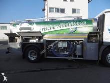 Voir les photos Camion remorque Mercedes Edelstahltankaufbau