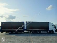 Zobaczyć zdjęcia Ciężarówka z przyczepą DAF XF 105.460/6X2/JUMBO 120M3 /EURO 5 / FULL OPTION
