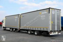 Vedere le foto Autotreno DAF XF 460/JUMBO 120M3/EURO 6/7,7M + 7,7M/ NEW TIRES