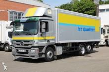 camião reboque Mercedes frigorífico Carrier mono temperatura Actros 2532 L 6x2 Gasóleo Euro 5 plataforma rectaguarda usado - n°2763894 - Foto 5