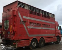 camion remorque Volvo bétaillère bovins FH16 500 Gazoil Euro 5 occasion - n°3056596 - Photo 5