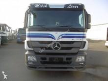 View images Mercedes Edelstahltankaufbau trailer truck