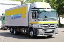 camião reboque Mercedes frigorífico Carrier mono temperatura Actros 2532 L 6x2 Gasóleo Euro 5 plataforma rectaguarda usado - n°2763894 - Foto 6