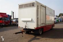 Voir les photos Camion remorque nc Gesloten aanhangwagen 2 assig/eigen motor